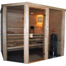 Massivholz-Kabinen