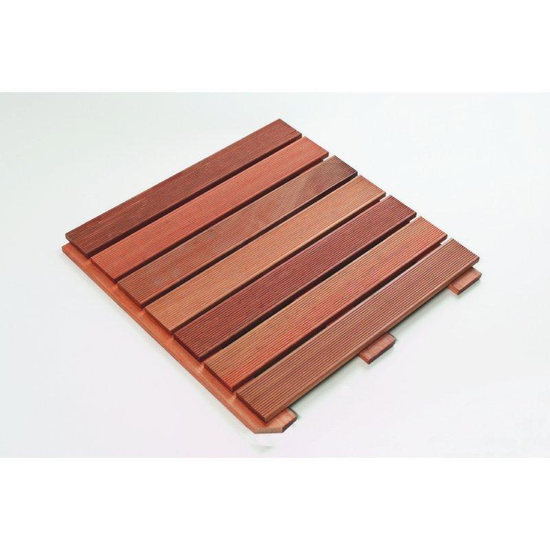 bangkirai terrassenfliesen 50 x 50 cm v2a verschraubt 7. Black Bedroom Furniture Sets. Home Design Ideas