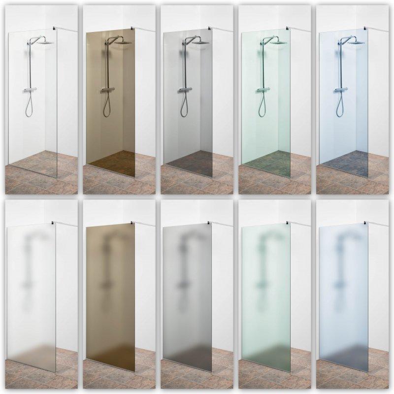 Duschwand duschabtrennung standard 109 00 - Duschwand dusche ...