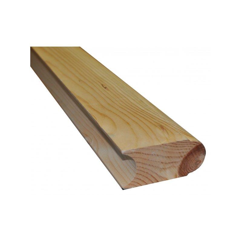 sauna fass dauben blockbohlen nordische fichte 45x92mm 4 83