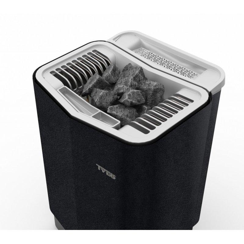 saunaofen tyl sense combi 6 inkl steuerung h2. Black Bedroom Furniture Sets. Home Design Ideas