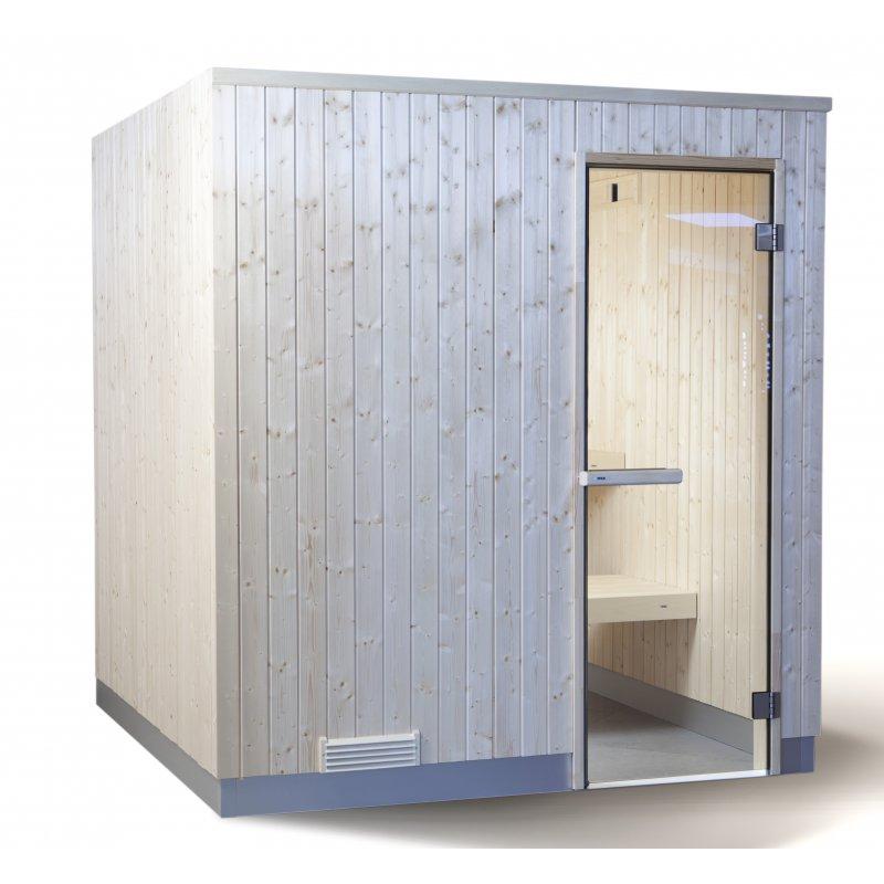 tyl saunakabine evolve fichte. Black Bedroom Furniture Sets. Home Design Ideas