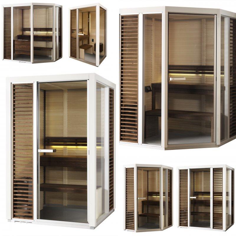 tyl saunakabine impression. Black Bedroom Furniture Sets. Home Design Ideas