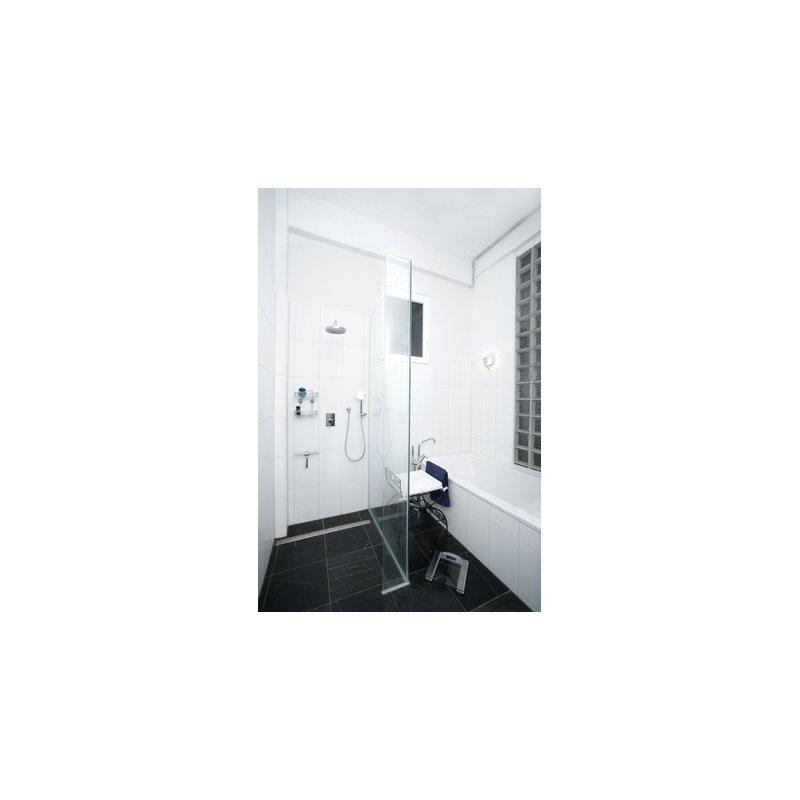 walk in duschabtrennung typ1 399 00. Black Bedroom Furniture Sets. Home Design Ideas