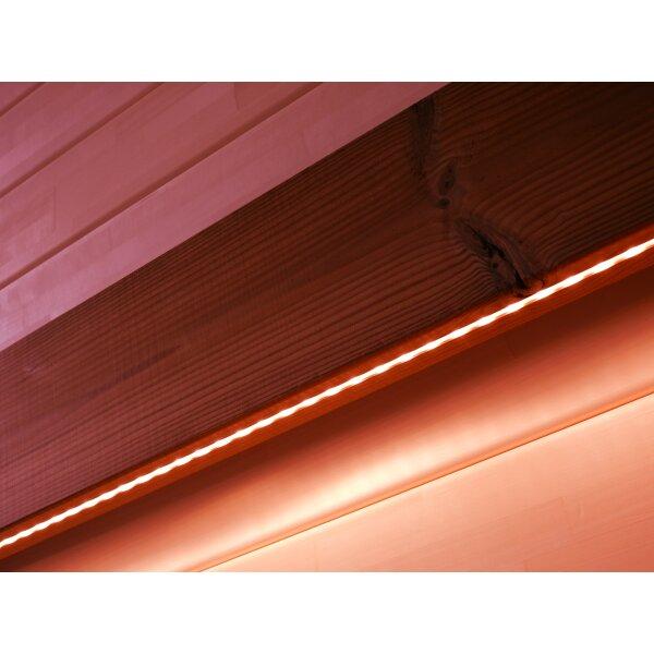 banklatte mit eingefr ter nut f r led lichtleiste ab. Black Bedroom Furniture Sets. Home Design Ideas