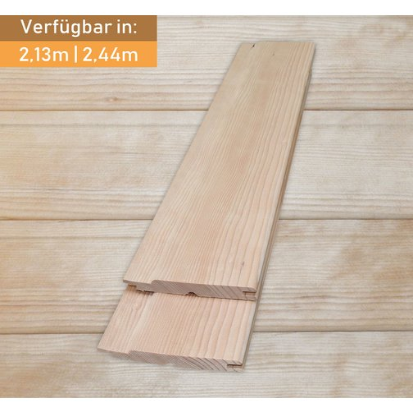 sauna profilholz hemlock 12 5x94mm a sortierung 11 99. Black Bedroom Furniture Sets. Home Design Ideas